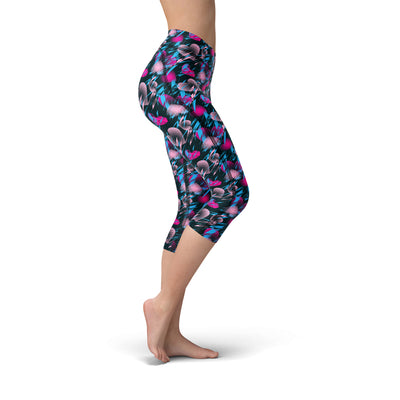 Nellie Yoga Blue Pink Hearts