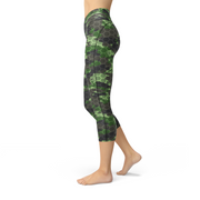 Nellie Yoga Army Hex Camo