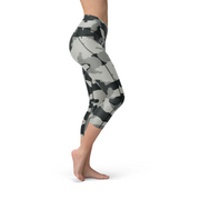 Nellie Yoga Digital Grey Camo
