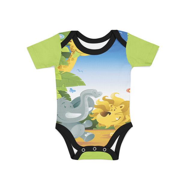 Infant Safari Dance Onesie