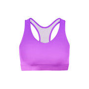 Purple Pink Ombre Sports Bra