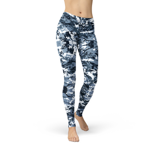 Tonya Navy Camo,XS / Multicolored / Butter Soft