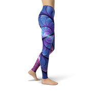 Tonya Purple and Blue Scales