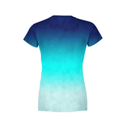 Women's Riptide Triangles T-Shirt