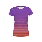 Women's Orange Dots T-Shirt