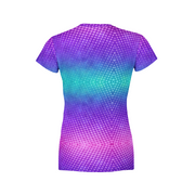 Women's Colorful Dots T-Shirt