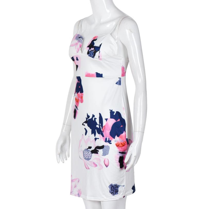 NEW Floral Women's Dress