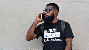 Black Bearded & Educated