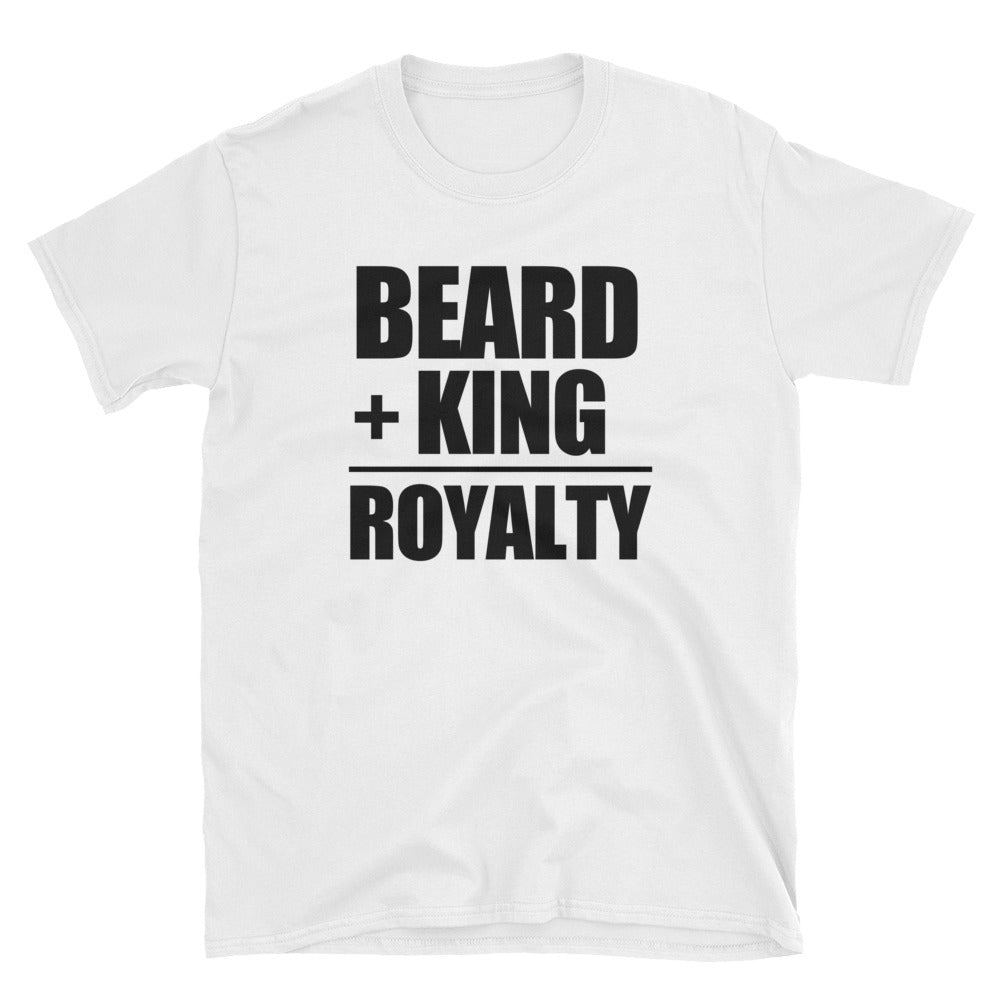 Beard + King = Royalty