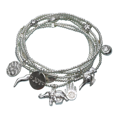 Bracelet Set 7 Good Luck - Joy Jewellery Bali