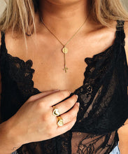 Necklace Ipanema Faith Gold - Joy Jewellery Bali