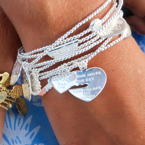 Bracelet Set 7 Valentines - Joy Jewellery Bali