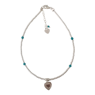 Anklet Fiji Corazon - Joy Jewellery Bali