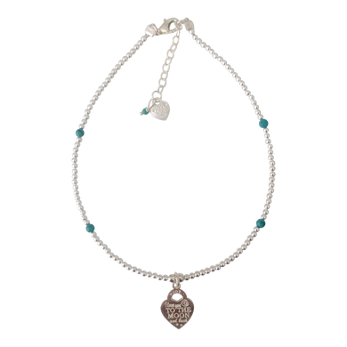Anklet Fiji To the Moon - Joy Jewellery Bali
