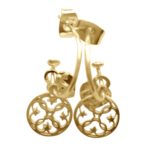 Earring Bonita Granada Gold - Joy Jewellery Bali