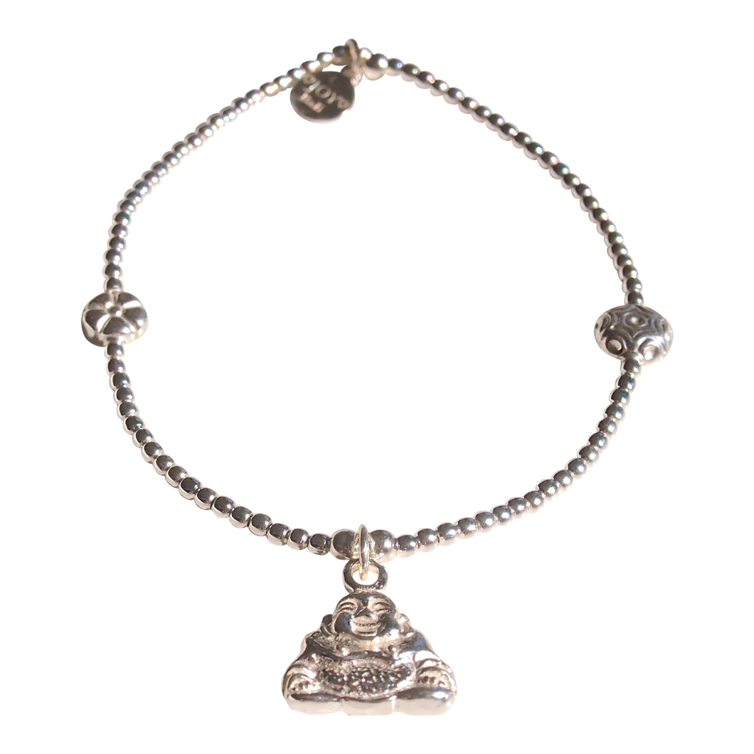 Bracelet Bamba Laughing Budha - Joy Jewellery Bali