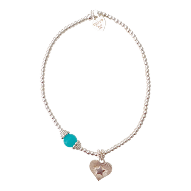 Bracelet Marlin Galaxy Star Amazonite - Joy Jewellery Bali