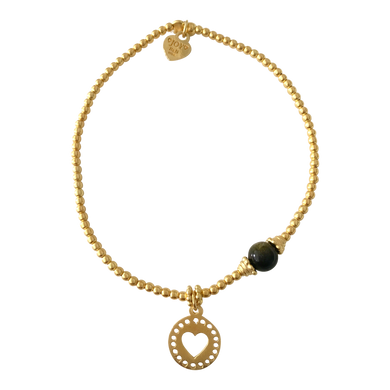 Bracelet Marlin Querido Golden Sheen Gold - Joy Jewellery Bali