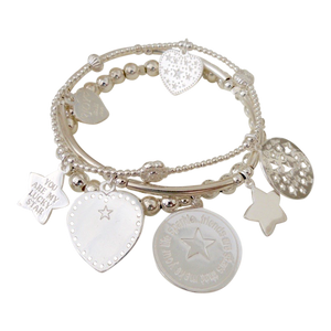 Bracelet Set 3 Lucky Star - Joy Jewellery Bali