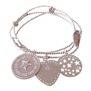 Bracelet Set Telu Reach for the Stars - Joy Jewellery Bali