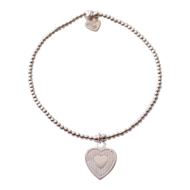 Bracelet Tiny Wishes Corazon - Joy Jewellery Bali
