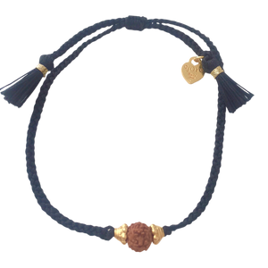 Bracelet Rudrakhsa Black - Joy Jewellery Bali