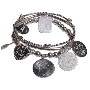 Bracelet Set 3 Gypsy - Joy Jewellery Bali