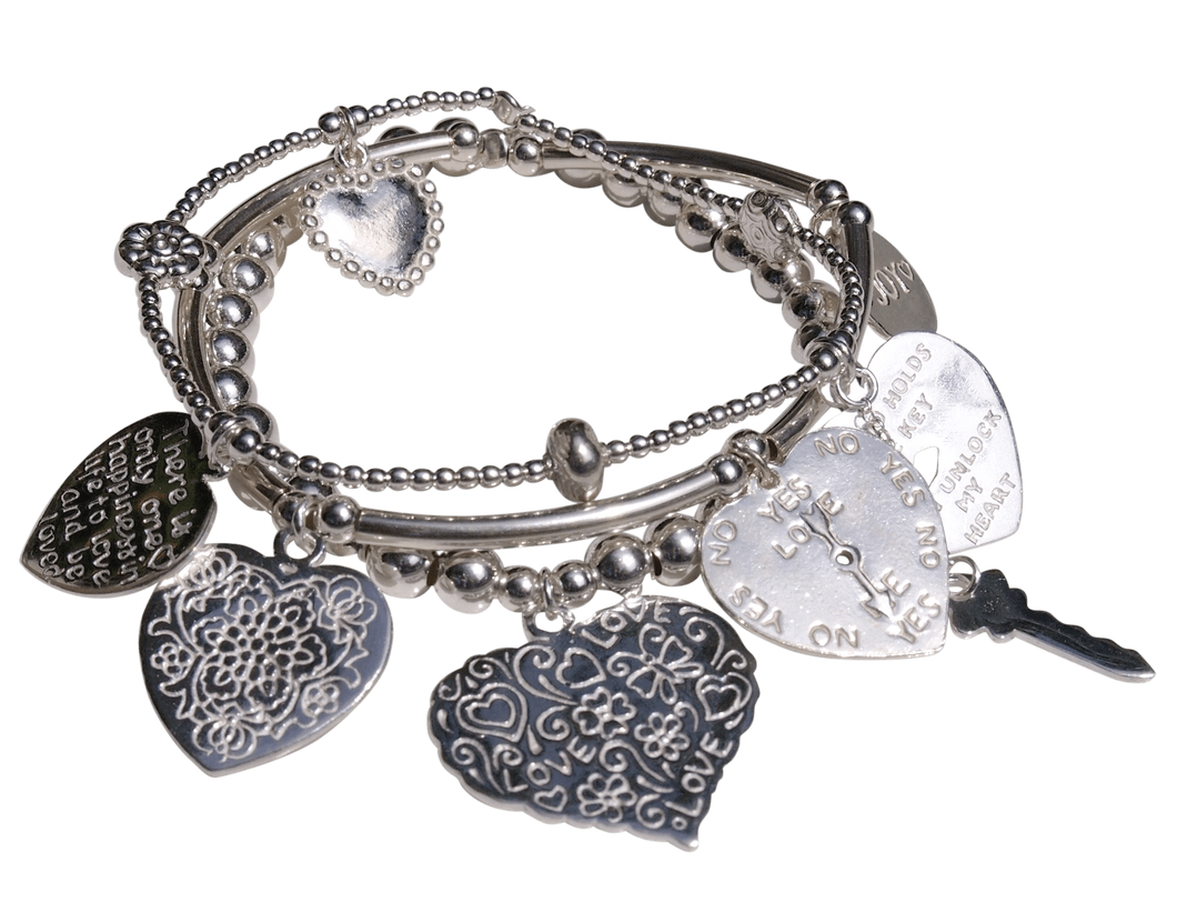 Bracelet Set 3 Valentines - Joy Jewellery Bali