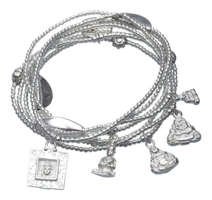 Bracelet Set 7 Budha - Joy Jewellery Bali