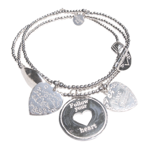 Bracelet Set Telu Follow Your Heart - Joy Jewellery Bali