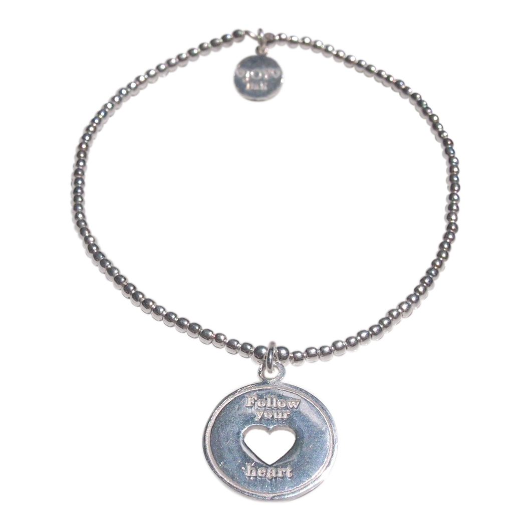 Bracelet Tiny Wishes Follow Your Heart - Joy Jewellery Bali