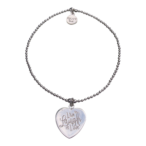 Bracelet Tiny Wishes Live Love Laugh - Joy Jewellery Bali