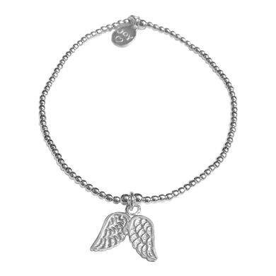 Bracelet Tiny Wishes Angel Wings - Joy Jewellery Bali
