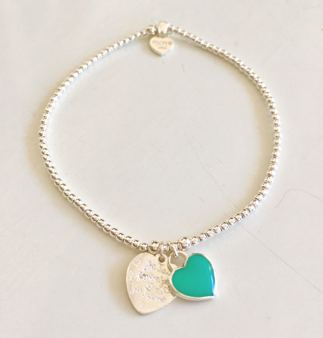 Bracelet Tiny wishes Azul Ti Amo - Joy Jewellery Bali