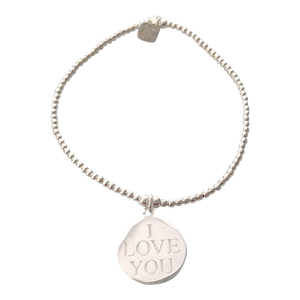 Bracelet Tiny Wishes I love you - Joy Jewellery Bali