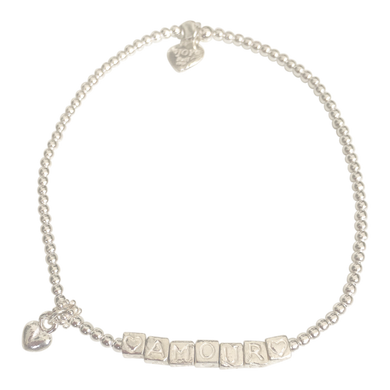 Bracelet Cubi Amour - Joy Jewellery Bali