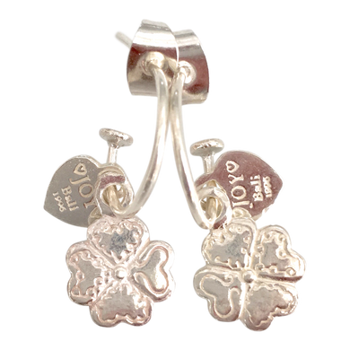 Earring Bonita Four Clover - Joy Jewellery Bali