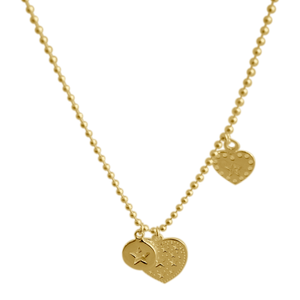 Necklace Jezebel Etoiles Gold - Joy Jewellery Bali