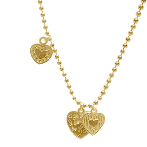 Necklace Jezebel Ti amo Gold - Joy Jewellery Bali