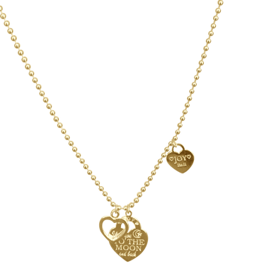 Necklace Jezebel To the Moon Gold - Joy Jewellery Bali