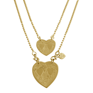 Necklace Sintra Boda Gold - Joy Jewellery Bali
