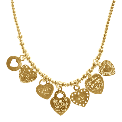 Necklace Buzios Gold - Joy Jewellery Bali