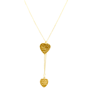Necklace Ipanema Ti Amo Gold - Joy Jewellery Bali