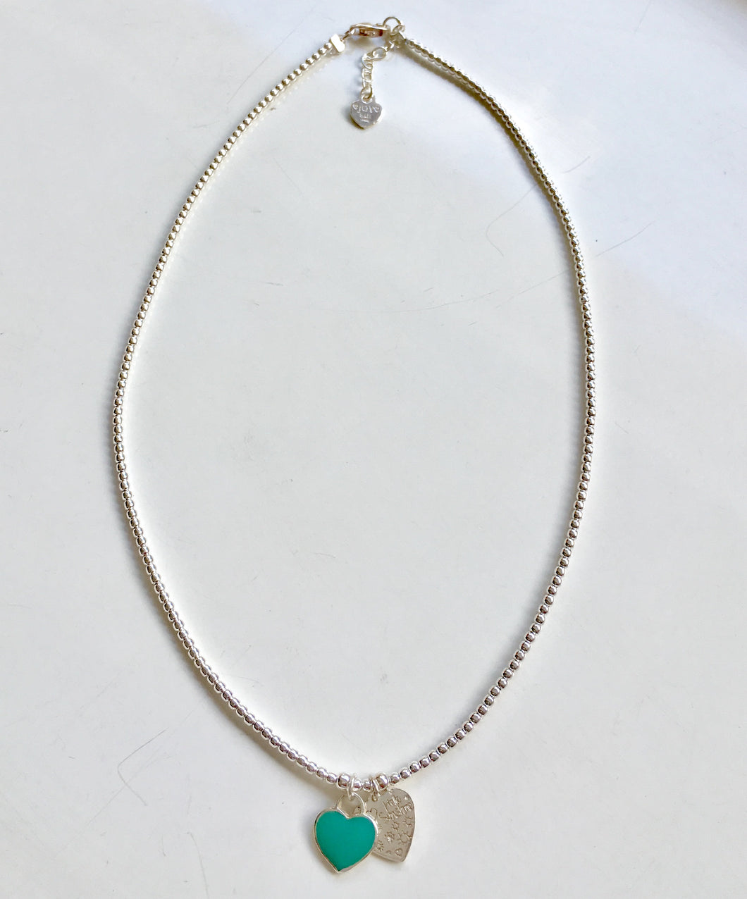 Necklace Tarquina Azul Sunshine - Joy Jewellery Bali