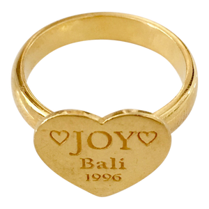 Ring Alegria Joy Gold