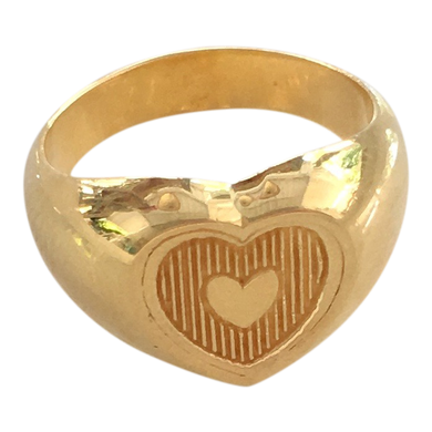 Ring Corsica Love Gold