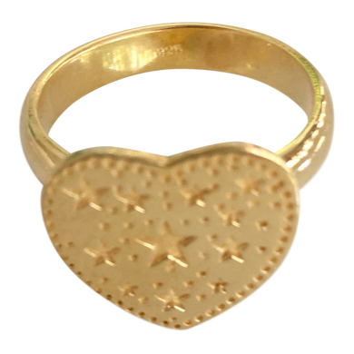 Ring Alegria Etoiles Gold