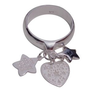 Ring Paris Lucky Star - Joy Jewellery Bali