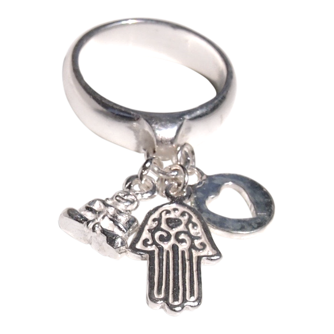 Ring Paris Hamsa - Joy Jewellery Bali