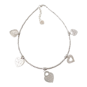 Anklet No 5 - Joy Jewellery Bali